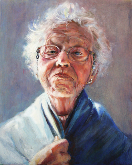 Oil Portrait Tutorial | Elenacaravela's Blog